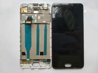 5.2'' 1280x720 Display For MEIZU M6 LCD Touch Screen Digitizer with Frame for Meizu Meilan 6 M6 LCD Replacement Parts