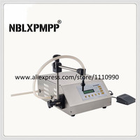 NBLXPMPP Lowest Factory Price Highest Quality GFK 160 Digital Control Small Portable Electric Liquid Water Filling