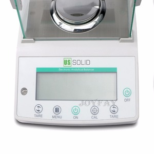Image 5 - U.S. Solid 220 x 0.0001 g 0.1mg Analytical Balance Lab Digital Electronic Precision Weight Scale