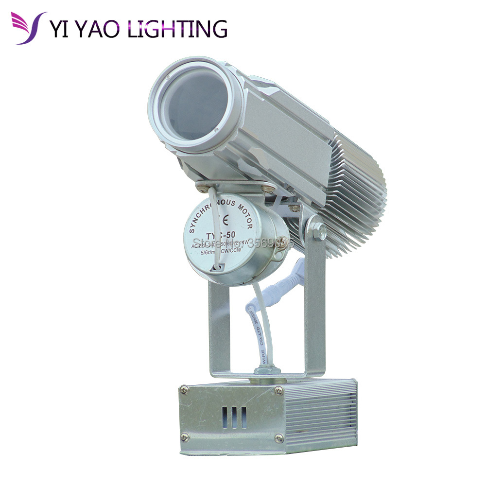 Gobo Projector Remote Control Logo Advertising Commercial Shop Mall Restaurant Project Business LED gobo projector remote control logo advertising commercial shop mall restaurant project business led light long body shadow custo