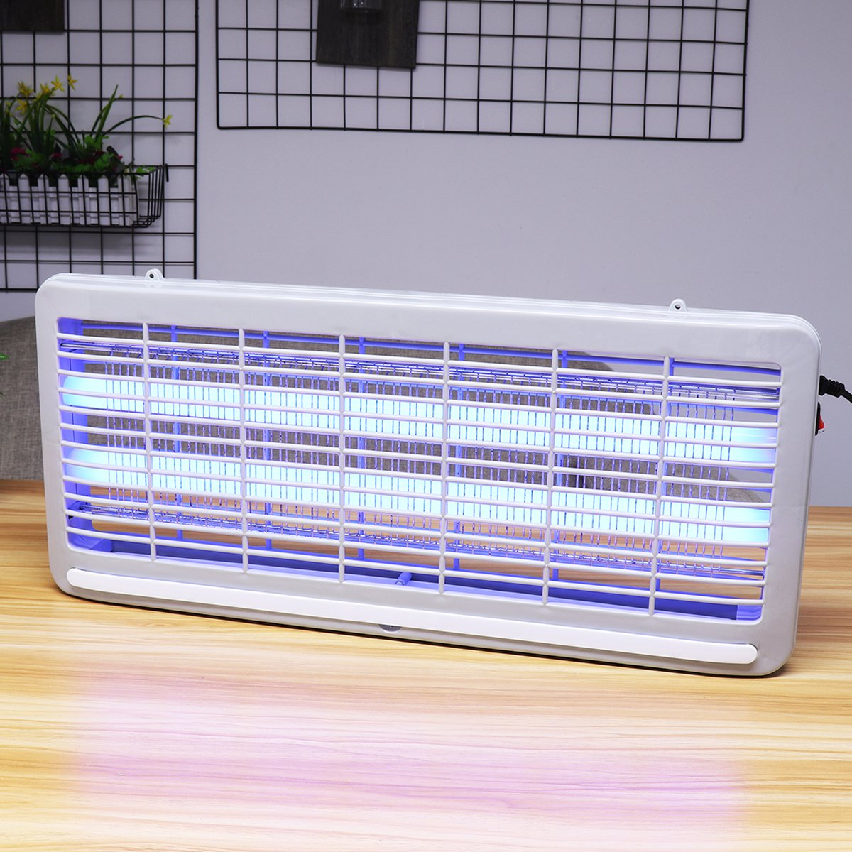 2/4/6/8W LED Electric Insect Killer UV-A Mosquito Pest Fly Bug Zapper Catcher Traps Home Garden Pest Control Tools Supplies