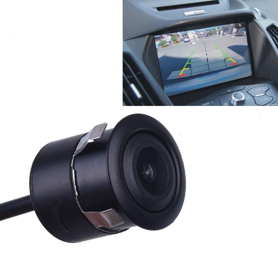 HD CMOS Car Reverse Rear View Backup Camera Auto Camera 150 Degrees View Angle For BMW E39 E46 For SKODA Octavia
