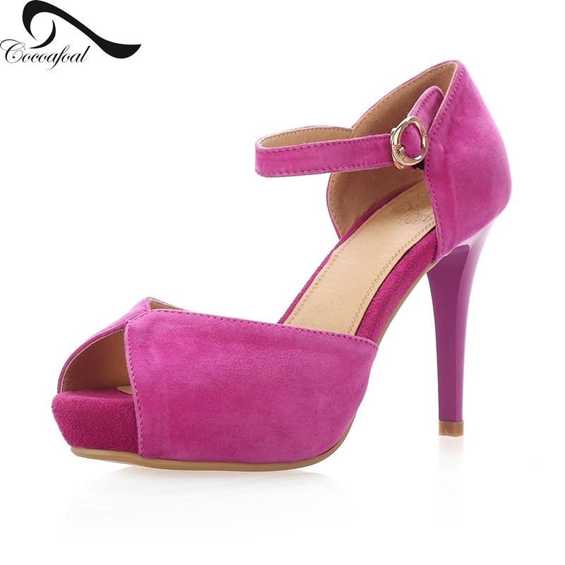 ФОТО 2017 spring and summer fashion brand high heels, sexy fish mouth woman's heels sweet style size 34-39 Woman new shoes fashion