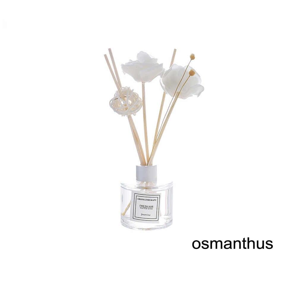 Духи Диффузор Ароматерапия Эфирные масла ротанга палочки бутылка для домашнего офиса