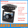 "Top rated 2.5"" LCD Screen 6 LED Night Vision Vehicle Car Detector camera Recorder 100 Degree Wide View Angle HD Car DVR"