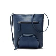 kai yunon Womens Lady Leather Satchel Shoulder Messenger Bag   Aug 17