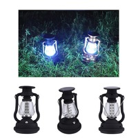 16 LED Solar Panel Hand Crank Camping Light Lamp RY T92 Bright Outdoor Lantern Brand New
