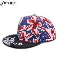 American Flag Hats Color Printing Pattern Men Women Hat Baseball Cap Fashion Trends Hip Hop Snapback