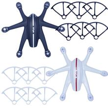 MJX X800 RC quadcopter  spare parts main body/body shell+Blade Protecting Frame*6pcs Free shipping