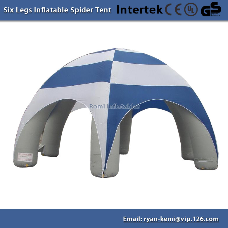 6x3mH inflatable spider tent advertising Inflatable tent Inflatable party tent Outdoor events tent inflatable cartoon customized advertising giant christmas inflatable santa claus for christmas outdoor decoration