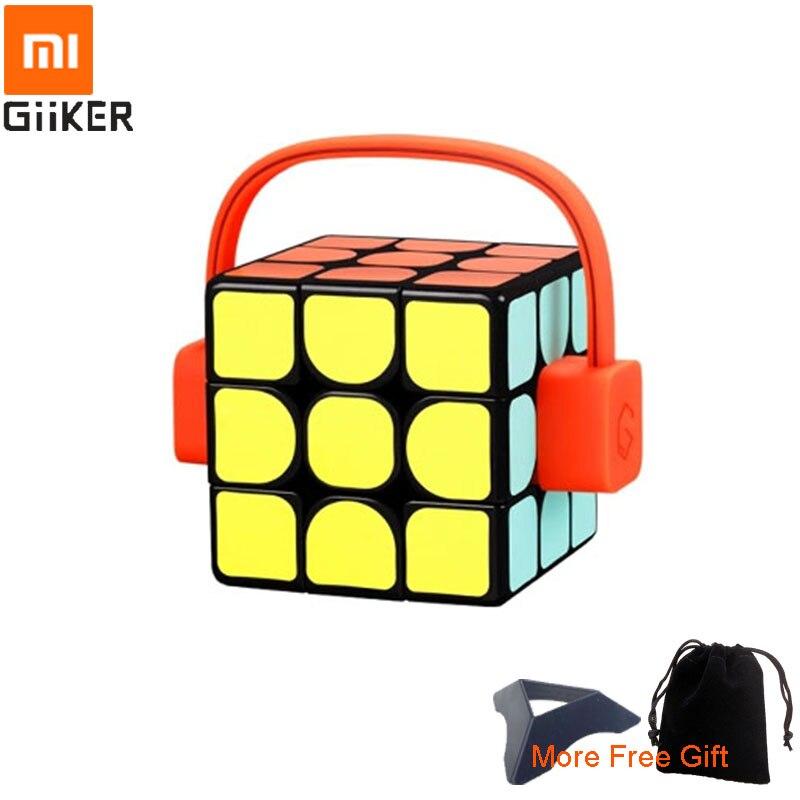 Xiaomi Giiker Super Smart Cube i3 Bluetooth Connection App Synchronization Sensing Identification Intellectual Toy
