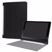 Luxury Ultra Slim Folio Stand Magnetic Leather Case Cover For Lenovo Yoga Tab3 Plus 10 1