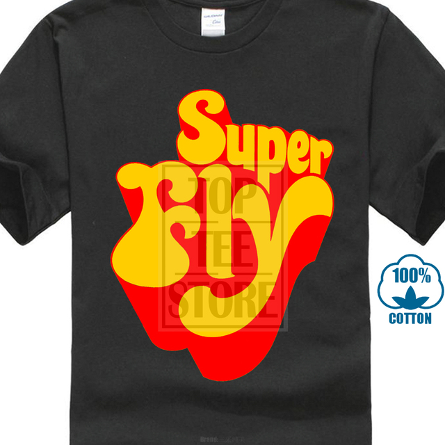 2017 New Superfly 70 S Movie Cult Classic Curtis Mayfield Various Design  Men s Short Sleeve Tee 100% Cotton T Shirts 2e4555492