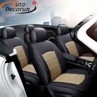AutoDecorun Echtem Leder Sitz Abdeckung Set für Lexus IS250 IS350 IS300 IS300h IS200t IS250C IS300C IS350C Sitz Abdeckung Zubehör
