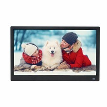 15. 6 inch IPS HD full viewing angle support vertical and horizontal video picture player digital photo frame digital album