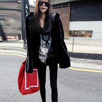 New Fur Coat Winter Woman Blend Overcoat Fluffy Faux Fur Warm Outwear Coat Long Sleeve Jacket Pockets Casaco Feminino