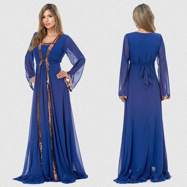 2016 качество последние арабские дамы кафтан шифон абая в дубае мусульманской одежды дизайн исламская одежда для женщин