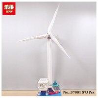 IN STOCK Lepin 37001 873PCS The Vestas Windmill Turbine Set Children Educational Building Blocks Bricks Toys Model Gifts 4999