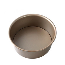 8 Inch Cake Bakings Pans Nonstick Oven Baking Dishes Bread Cookie Cake Molds Round Shape Pizza Cheesecake Pans Kitchen Bakeware