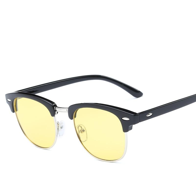 CLASSIC Half Metal Sunglasses տղամարդիկ Կանացի - Հագուստի պարագաներ - Լուսանկար 5