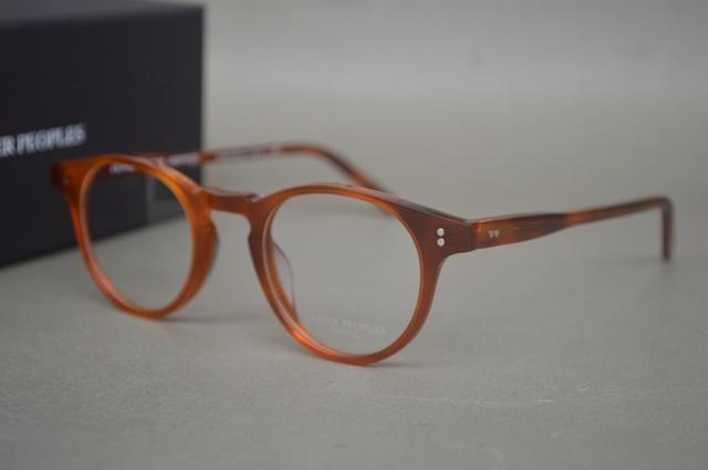Нет бремя высокое качество Vintage оптические очки кадр oliver peoples OV5183 о малли очки óculos де грау очки кадр