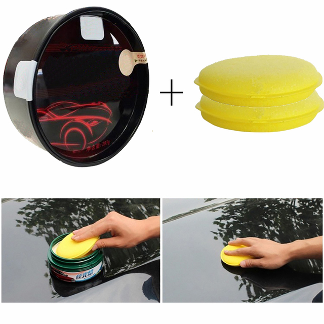 LARATH Besonders Carnauba Wax Clear Coat Scratch Repair Car Wax Paint Care Polish Scratch Remover Dent Repair Nano Coating