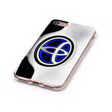 Toyota Car Logo Phone Case iPhone 5S 5 SE 5C 4 4S 6 6S 7 Plus