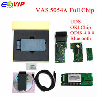 5pcs Lot Free Great Quality VAS5054A Bluetooth VAS 5054A ODIS V3 0 3 4 13 Support