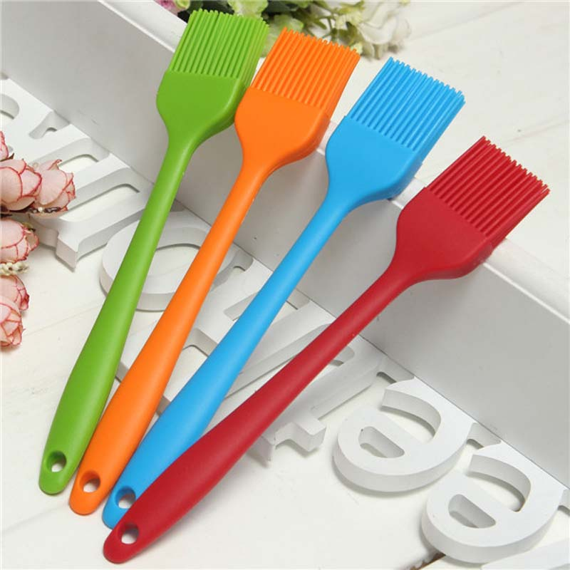 Aihogard Silicone BBQ Oil Brush Barbecue Baking Cooking