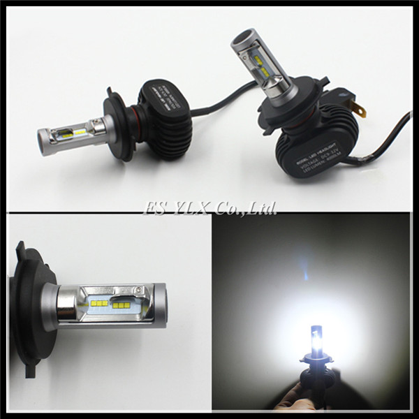 50W 8000LM H4 H7 H8 H9 H11 H10 9005 9006 LED headlight LED headlight bulb headlamp