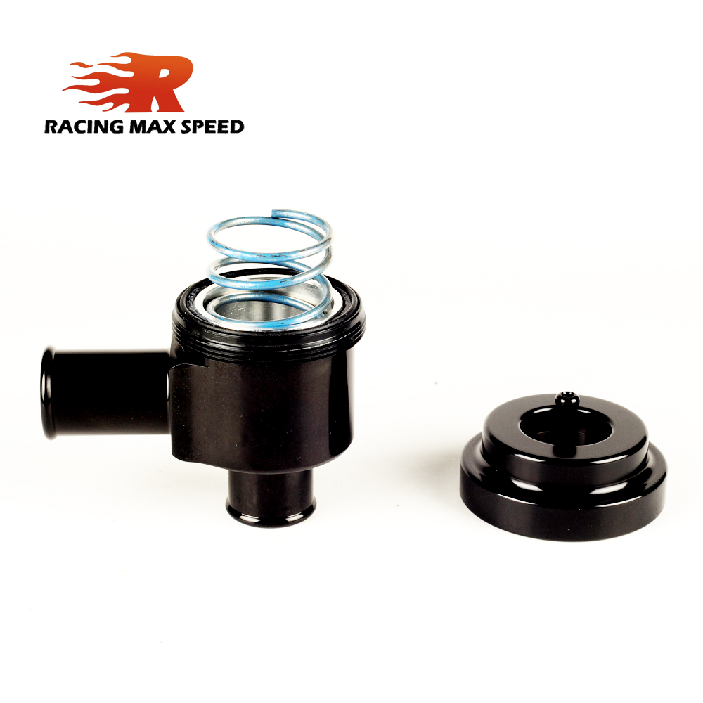 Image 5 - Auto Racing Engine 20V 1.8T 25mm blow off valve turbo bov dump valve for VW GOLF BORA PASSAT GTI   BOV 007 BK