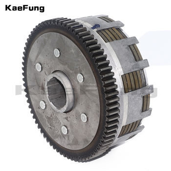 Yinxiang YX 250 cc 250cc vertical Engine Clutch Assembly Oil cooled Engine Parts For Chinese Kayo Apollo Xmotos Dirt Pit Bike