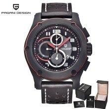 Pagani Design Men Watches Brand Luxury Multifunction Quartz Sport Watch Waterproof Military army Wristwatches Relogio masculino