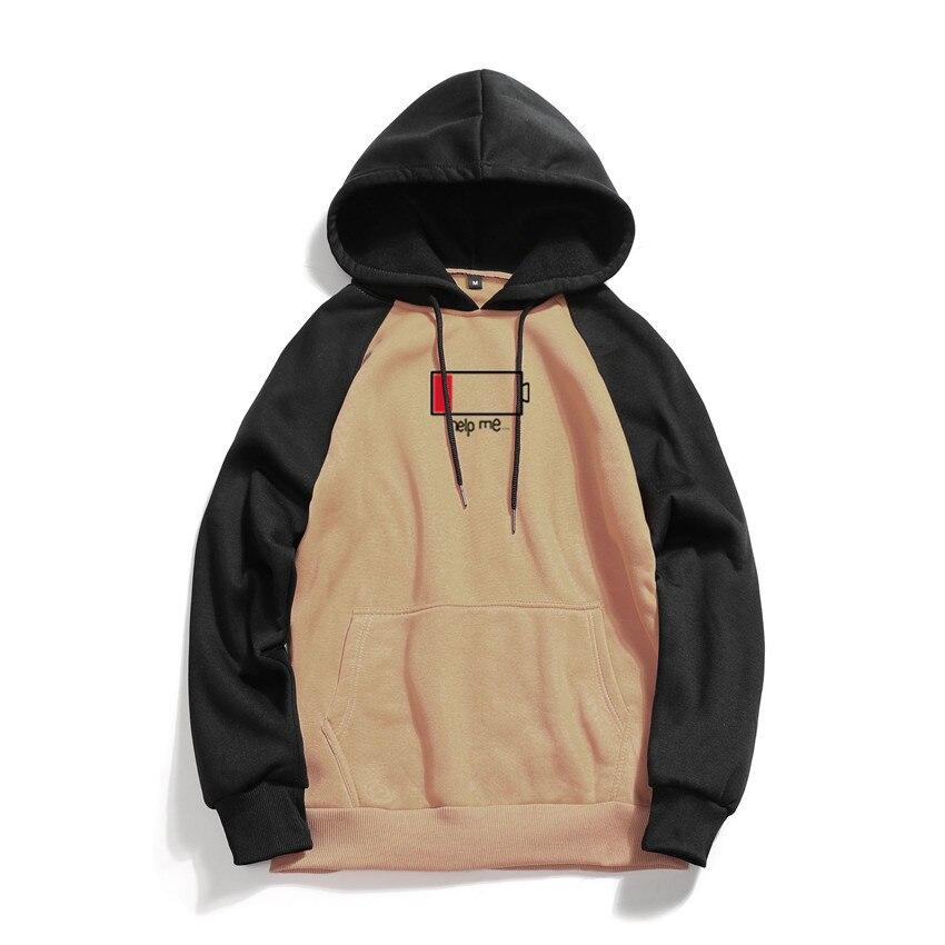 Luogen Harajuku Autumn Winter Men 39 s Men Hoodies Sweatshirts Print Long Sleeve streetwear Mens Hip Hop Hoodie Drop Shipping in Hoodies amp Sweatshirts from Men 39 s Clothing