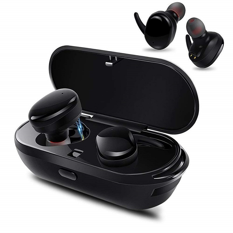 Capsule TWS Wireless Headphones Bluetooth 5.0 4.2 Headset Earphone Waterproof  in-ear Sport Earphones Mini Earbuds for phoneCapsule TWS Wireless Headphones Bluetooth 5.0 4.2 Headset Earphone Waterproof  in-ear Sport Earphones Mini Earbuds for phone