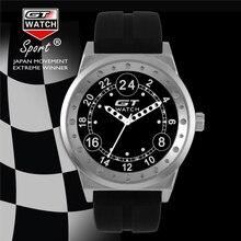 GT Marca Auténtica Italia Hombres Reloj de Moda Frescos de Los Deportes de Competición de Lujo de Reloj de Cuarzo Relojes de Pulsera relogio masculino Hot TOP FD0798