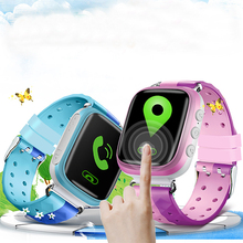 Positioning Kid Safe Smart Watch SOS Call Location Finder Locator Tracker Anti Lost Monitor Children Baby