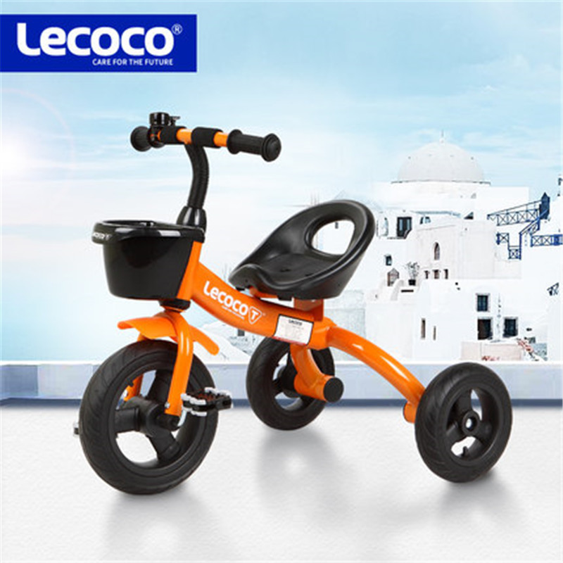 2-6 years old child baby kids bike foot pedal Children's tricycle bike Free inflatable wheel kids walker car