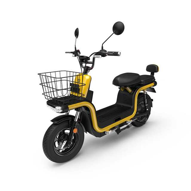 Hcgwork Aima U1-z Electric Scooter Bicycle With Transmission Parts 60v20ah  200kg Bearing 65km Battery Life Best For Delivery