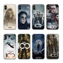 TV Show The 100 Hundred For iphone 6 6s Special Offer Luxury phone case for iPhone 5s 5 8 7 6SPlus X XS XR XSmax 7plus 8plus
