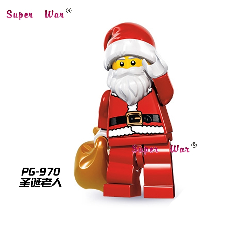 Single Sale star wars superhero marvel Santa Claus Christmas building blocks action  sets model bricks toys for children motorcycle cnc front brake reservoir fluid cap cover for kawasaki z250 z750r 11 15 z1000 10 15 gtr1400 07 15