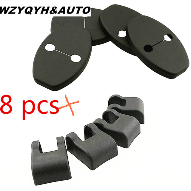 Auto door checks cover and door lock protecting coverwater proof protector Fit For VW  sc 1 st  AliExpress.com & Auto door checks cover and door lock protecting coverwater proof ...