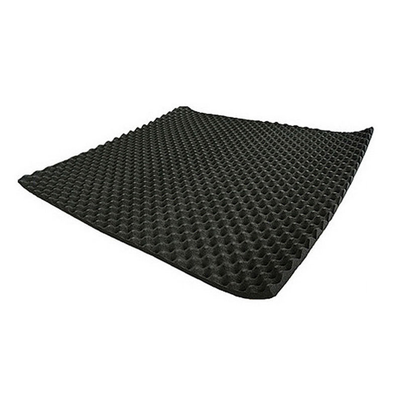 Image 2 - 2CM Thicks Car Sound Deadeners Insulation Acoustics Dampening Foam Thermal Mat-in Sound & Heat Insulation Cotton from Automobiles & Motorcycles