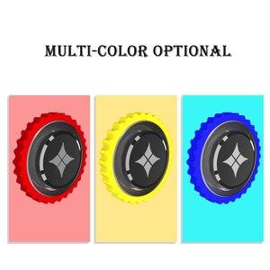 Image 2 - Novo q10 jogo redondo joystick rocker telefone móvel/tela de toque ventosa para iphone android tablet metal botão controlador