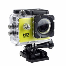 SJ4000 720P HD Mini Action Camera 30M Waterproof Sport DV Bike Helmet Mini Cam Car Dvr