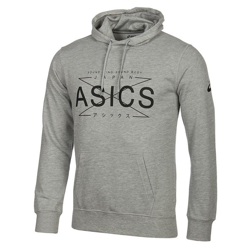 Male Hoody ASICS 141090-0714 sports and entertainment for men sport clothes naviforce luxury brand sport watches men quartz analog day date clock leather casual military men s watch male relogio masculino