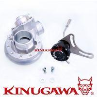Kinugawa Turbo Compressor Kit w/ Forged Actuator for VOLVO 460 740 940 for Mitsubishi TD04H 13C to 19T