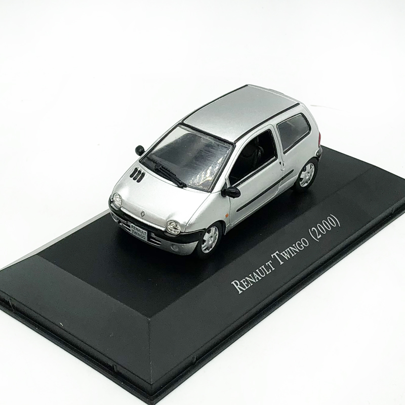 <font><b>Ixo</b></font> 1/43 RENAULT TWINGO 2000 Reynolds Car Alloy Static Model Collection Car image