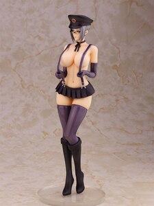 Image 2 - SkyTube Sexy Figuur Anime Gevangenis School Meiko Shiraki Bikini Badpak PVC Action Figure Anime Sexy Girl Figures Collection Model