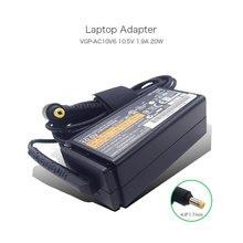 Original New 10.5V 1.9A 20W 4.8*1.7mm AC Adapter for Sony Vaio P13 P15 P17 VGP-A